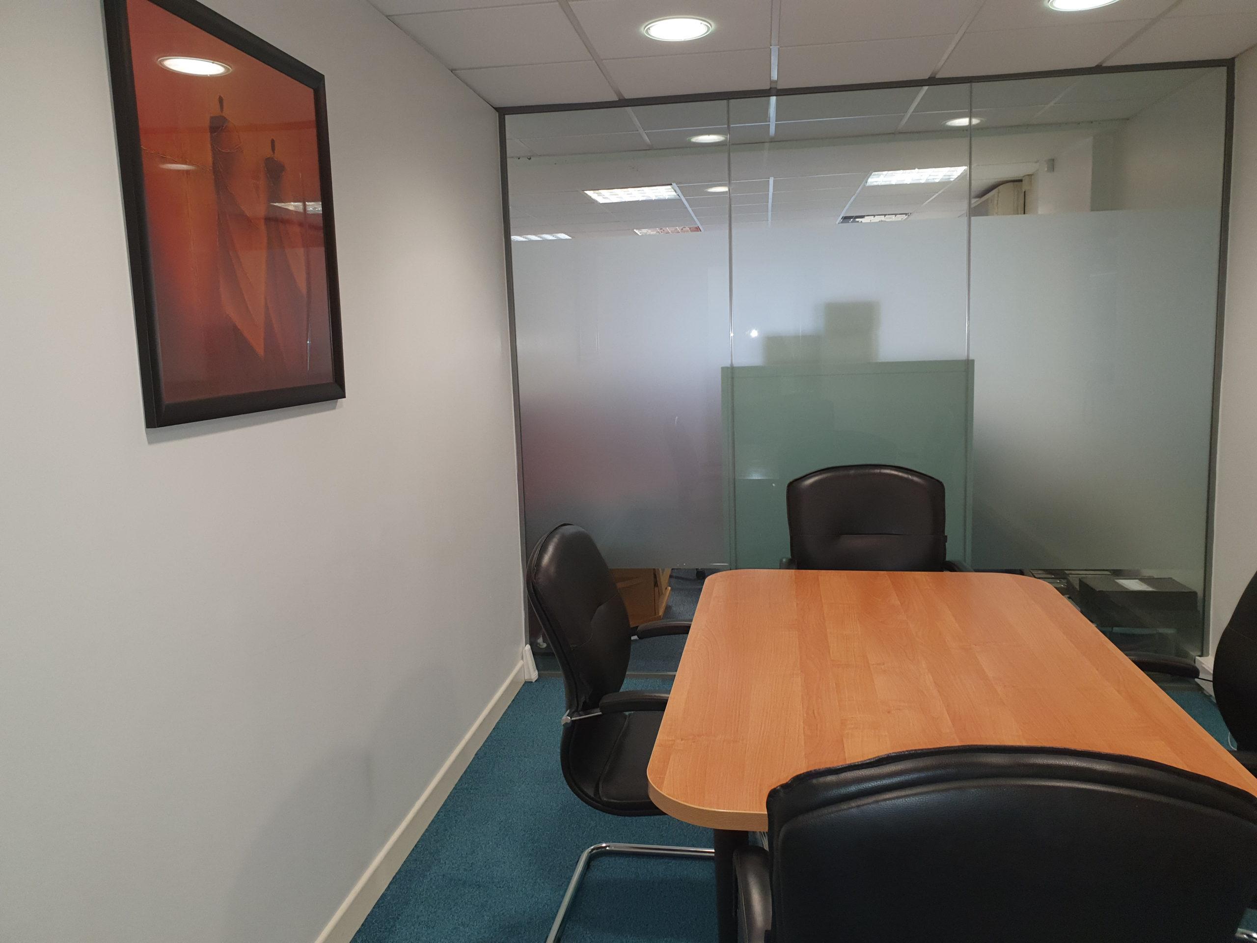 McFeely and McKiernan Accountants Dublin Conference Room