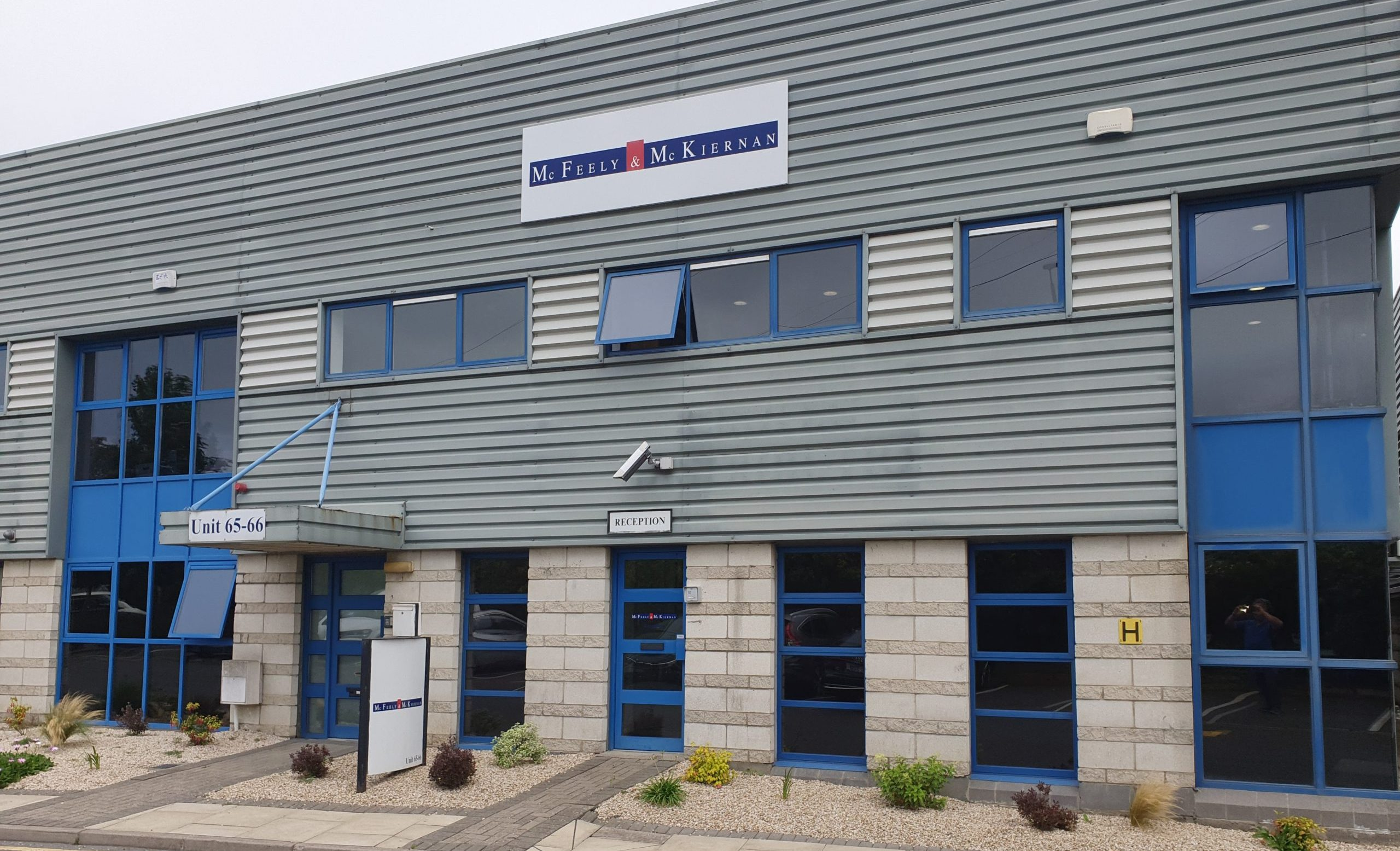 Offices Location McFeely & McKiernan Accountancy Services